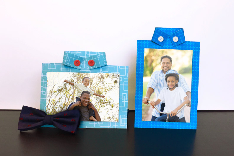 Father's Day Dress Shirt Frame